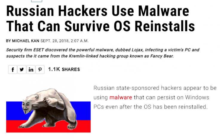 lojax malware